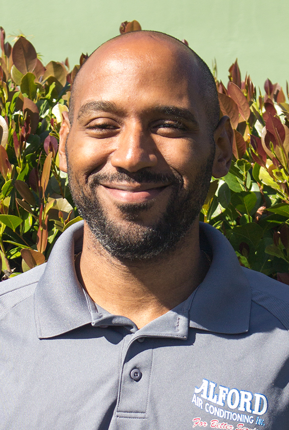 Axel Belancourt, Technician at the Jupiter AC Experts Alford Air Conditioning