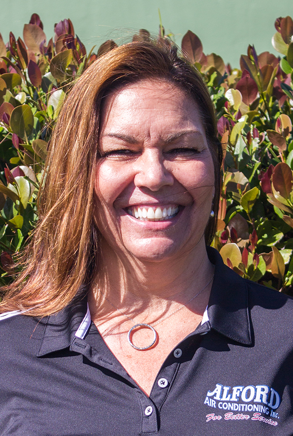 Tina Wallen, Administrator at the Jupiter AC Experts Alford Air Conditioning